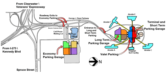 Jfk long term parking smartpark